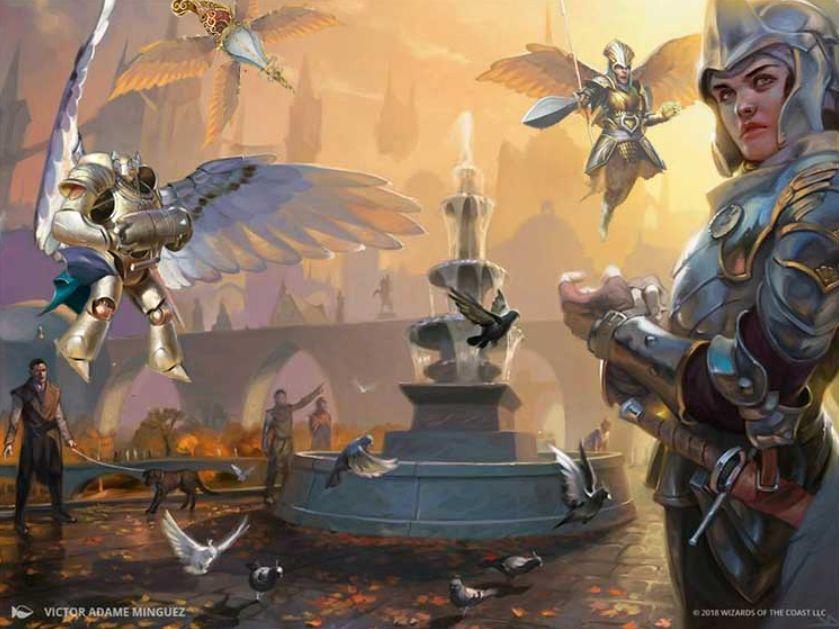 【ラヴニカのギルド】白レア&白神話レアのカード画像一覧!リミテッド(ドラフト)で引きたい爆弾レアは?