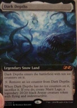暗黒の深部(Dark Depths)(No.35/40)