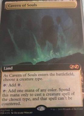 魂の洞窟(Cavern of Souls)(No.32/40)