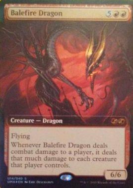 災火のドラゴン(Balefire Dragon)(No.14/40)