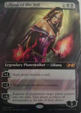 ヴェールのリリアナ(Liliana of the Veil)(No.10/40)