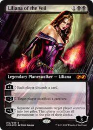 ヴェールのリリアナ(Liliana of the Veil)アルティメットボックストッパー