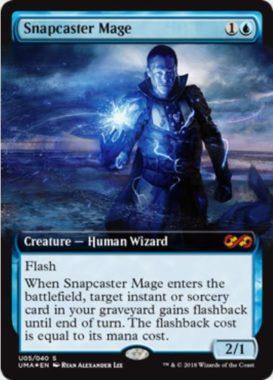 瞬唱の魔道士(Snapcaster Mage)アルティメットボックストッパー