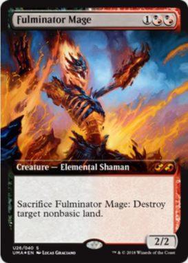 大爆発の魔道士(Fulminator Mage)アルティメットボックストッパー