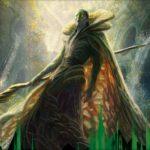 【アート】地底王国のリッチ(ラヴニカのギルド)がMTG公式壁紙のラインナップに追加!ゴルガリの神話クリーチャー!