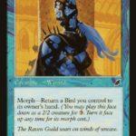 レイヴンギルドの信徒(MTG 女性カード)
