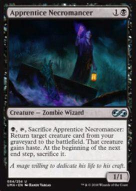 ネクロマンサーの弟子(Apprentice Necromancer)アルティメットマスターズ