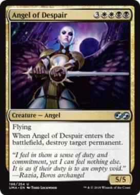 絶望の天使(Angel of Despair)アルティメットマスターズ