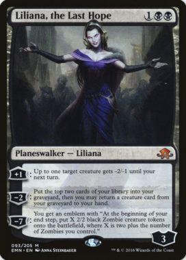 Liliana, the Last Hope(異界月)