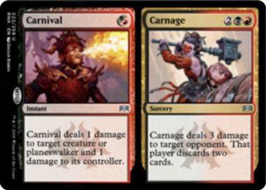 Carnival/Carnage(英仮名)