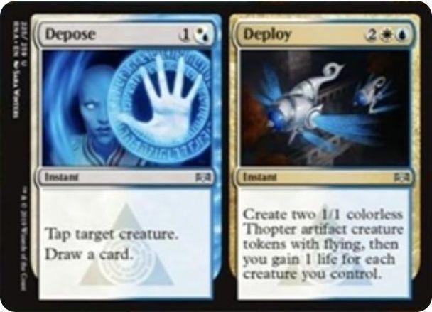 Depose/Deploy(ラヴニカの献身)