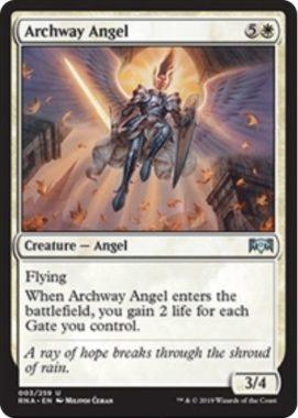 Archway Angel(ラヴニカの献身)英語版