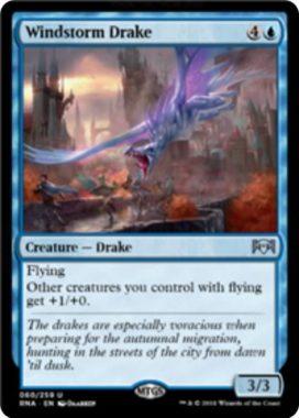 Windstorm Drake(ラヴニカの献身)