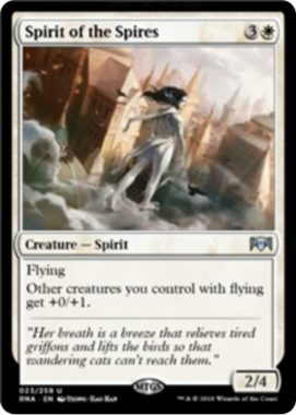 Spirit of the Spires(ラヴニカの献身)