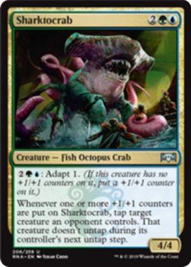 Sharktocrab(ラヴニカの献身)