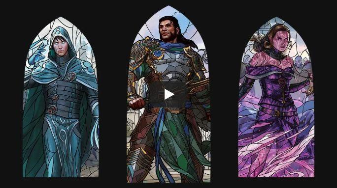 【灯争大戦】MTG「灯争大戦」のティザーPVがYouTubeマジックザギャザリング公式チャンネルで公開!