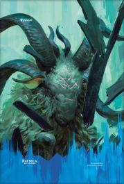 【アート】門破りの雄羊(ラヴニカの献身)スマホ壁紙