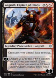 Angrath, Captain of Chaos(灯争大戦)