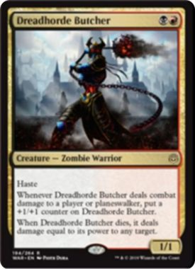 Dreadhorde Butcher(灯争大戦)