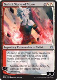 Nahiri, Storm of Stone(灯争大戦)