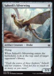 Saheeli's Silverwing(灯争大戦)