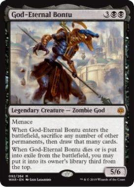 永遠神バントゥ(God-Eternal Bontu)灯争大戦