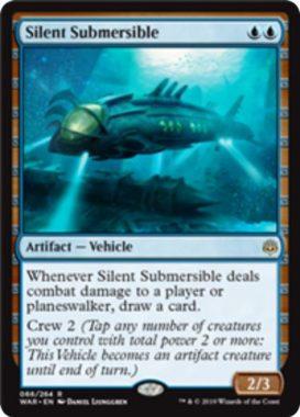 静かな潜水艇(Silent Submersible)英語版