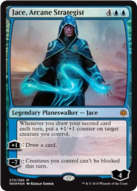 Jace, Arcane Strategist(灯争大戦)