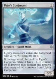 Ugin's Conjurant(灯争大戦)