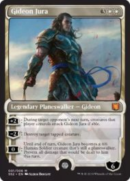 Gideon Jura(MTG「Signature Spellbook: Gideon」収録)