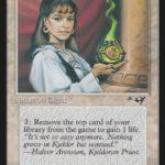 Royal Herbalist(MTG 女性カード)
