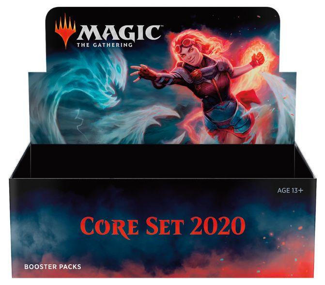 MTG「基本セット2020」ボックス画像