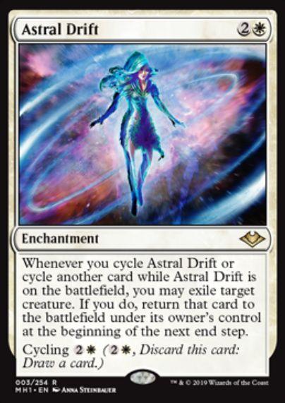 Astral Drift(モダンホライゾン)