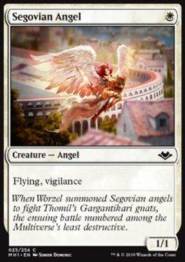 Segovian Angel(モダンホライゾン)