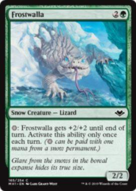 Frostwalla(モダンホライゾン)