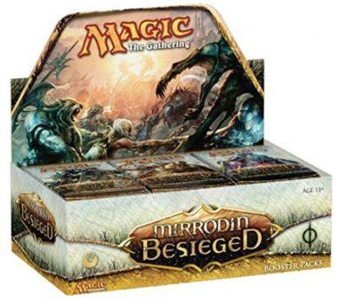 マジック:ザ・ギャザリング ミラディン包囲戦 ブースターパック 英語版 BOX
