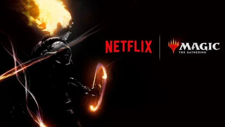 【Netflix】MTGがNetflix(ネットフリックス)でアニメ化!アベンジャーズのディレクターが担当!