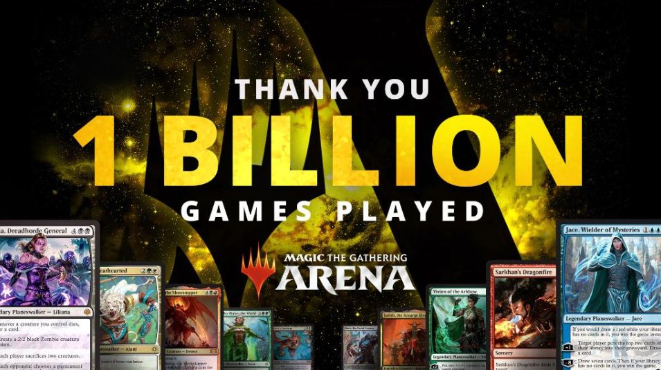 【アリーナ】累計10億ゲームプレイ記念「OneBillion」のコードが配布!灯争大戦のパックが無料でもらえる!
