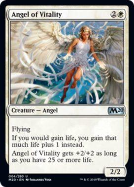 Angel of Vitality(基本セット2020)