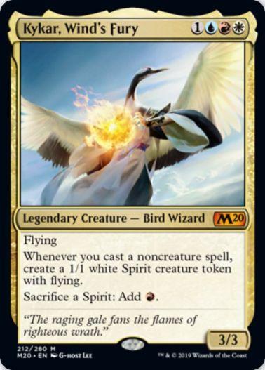Kykar, Wind's Fury(基本セット2020)