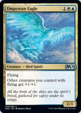 Empyrean Eagle(基本セット2020)