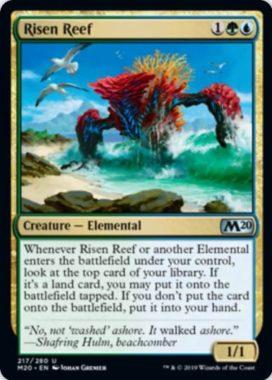 Risen Reef(基本セット2020)