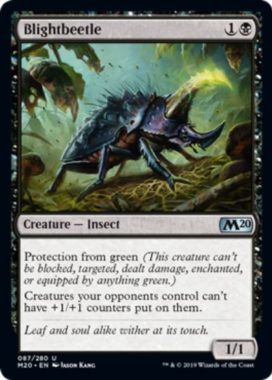 Blight Beetle(基本セット2020)