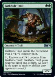 Barkhide Troll(基本セット2020)