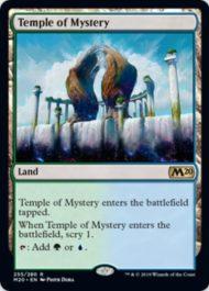 神秘の神殿(Temple of Mystery)基本セット2020