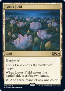 Lotus Field(基本セット2020)