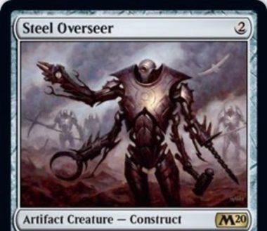 【基本セット2020】鋼の監視者(Steel Overseer)が「基本セット2011」より再録!