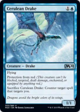 Cerulean Drake(基本セット2020)