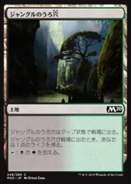 ジャングルのうろ穴(Jungle Hollow)基本セット2020