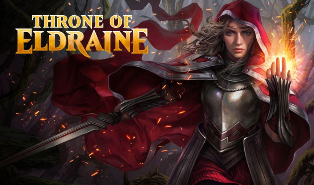 新セット名「エルドレインの王権(Throne of Eldraine)」が発表!枠なしプレインズウォーカー・拡張アート枠・ショーケース枠・複数種類のブースターパックなど、新要素が満載!